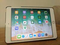 iPad Mini 3 64Gb Wifi and 4G/Cellular (takes SIM)
