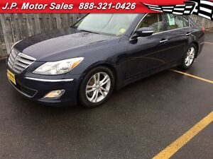 2013 Hyundai Genesis Sedan Automatic, Navigation, Sunroof, Back