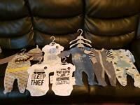 newborn boys clothes brand new