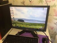 Acer 19 inch PC monitor