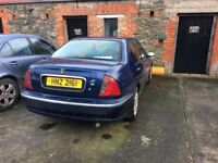 2002 Rover 45