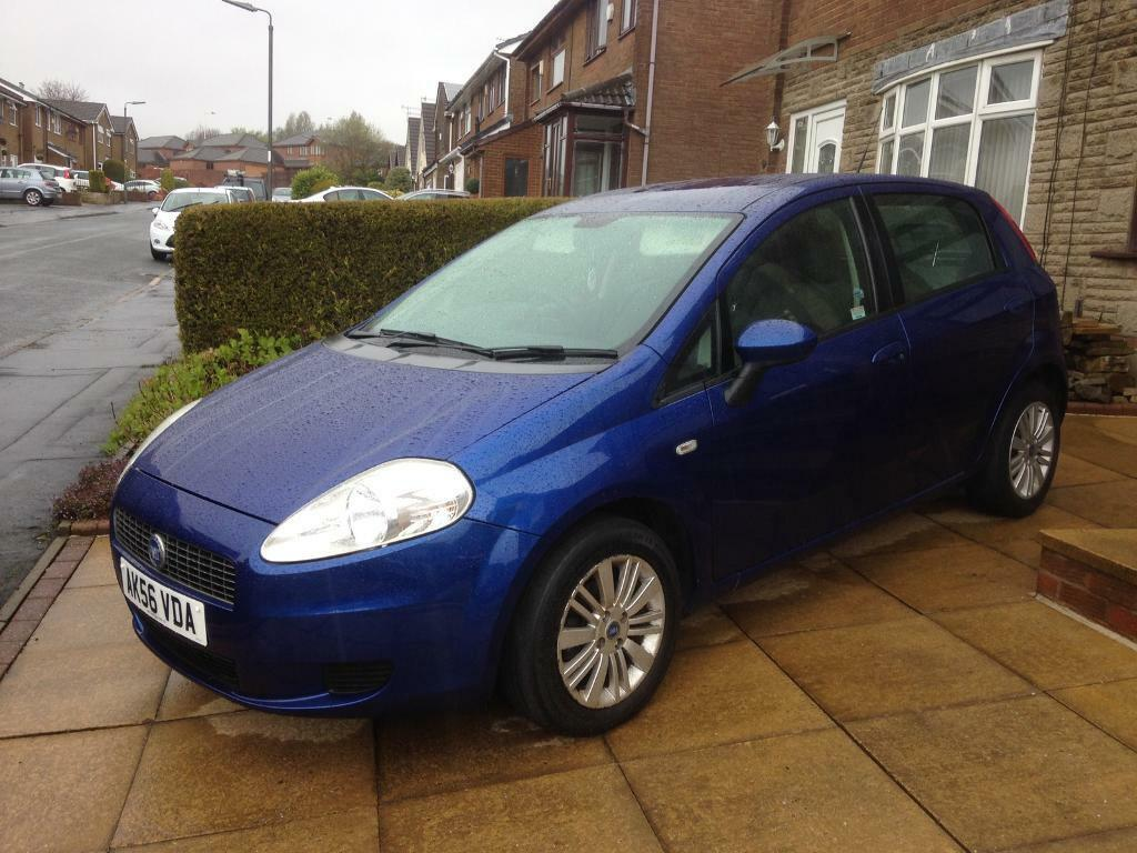2006 fiat punto active 1 2 5 door excellent condition low mileage in bacup lancashire gumtree. Black Bedroom Furniture Sets. Home Design Ideas