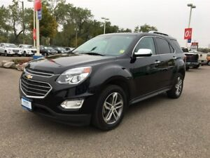 2016 Chevrolet Equinox LTZ AWD *Navigation* *Backup Camera* *Hea