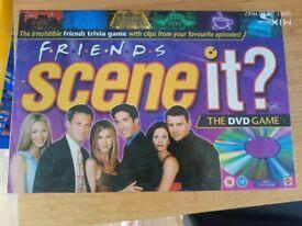Friends Scene it? the DVD game