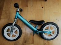 Brand New Kid's Balance Bike By Ander