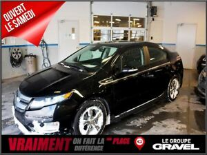 2015 Chevrolet Volt Electric ** CUIR GPS DEMARREUR **