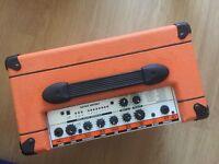 Awesome retro ORANGE amp Crush 20 watts