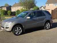 Mercedes ML 280 cdi sport 3.0 v6 not 320 px or swap