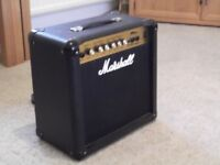 Marshall 15w amplifier for sale - bargain