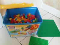 Mega blocks 300 + pieces