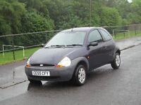 2005 ford ka 1.3 petrol 46.000 miles 5 mouths m.o.t