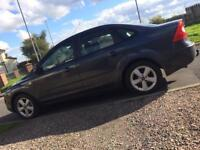 1 owner November 2007 Ford Focus 1.6 saloon excellent condition