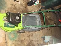 lawn mowers type-ep434tr 2005 full service full working ready to go