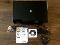 PRINTER/SCANNER-COPIER HP PHOTOSMART WIRELESS E-ALL-IN-ONE B110 SERIES