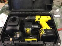 Dewalt 12v Drill/Driver, 2 New Batteries & Charger