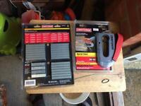 Craftsman staple gun and staples
