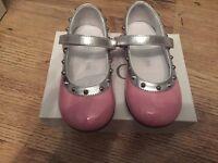 Pink patient Miss Grant Shoes