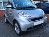 2008 SMART FORTWO 1.0 PASSION SEMI-AUTOMATIC + 42K MILES + HPI CLEAR!!
