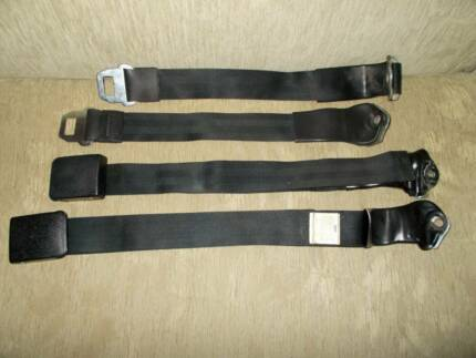 Fomoco ford genuine parts sign new reproduction other parts ford genuine fomoco seat belts lap sash as new seatbelt sciox Image collections