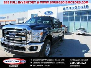 2016 Ford F-250 XLT 4X4 CREW FX4 OFF ROAD PKG NEW 903A