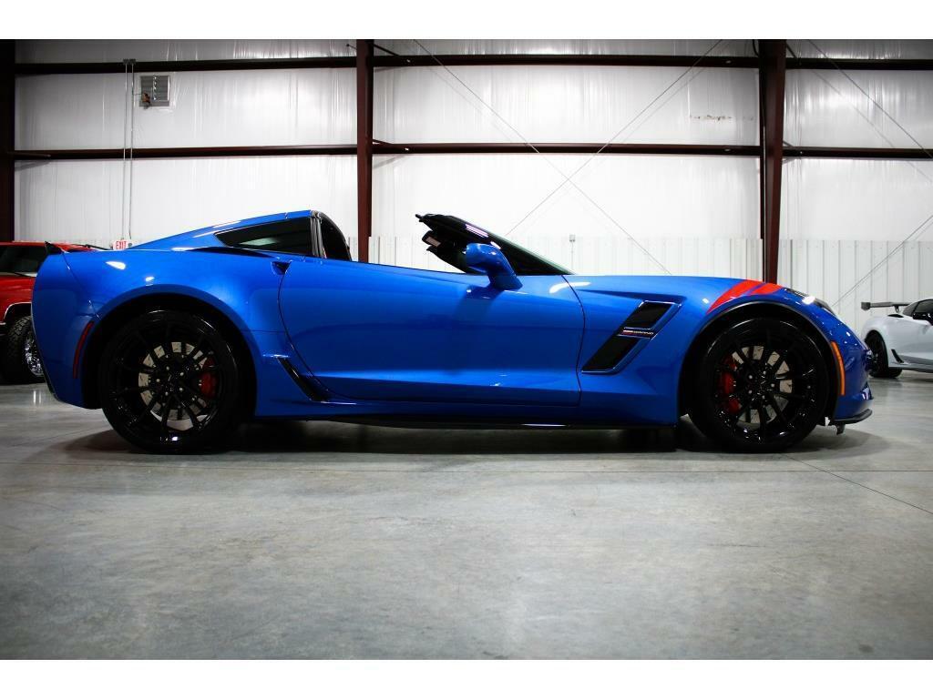 2019 Blue Chevrolet Corvette Grand Sport 2LT   C7 Corvette Photo 6