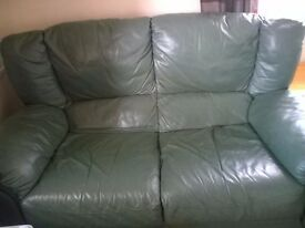 free 2 seater and chair