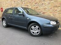 VW GOLF - 1.4L - 1 YEARS MOT - SUPERB ECONOMY - RELIABLE