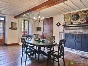 429 000$ - Maison 2 étages à vendre à Repentigny (Le Gardeur)