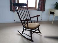 second hand upholstered rocking chairs for sale on uk 39 s largest