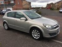 VAUXHALL ASTRA DESIGN 1.6 2005 (ONLY 78000 MILES) MOT SEPT 2017 AS FOCUS MEGANE GOLF CORSA 308 207