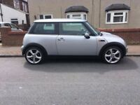 Mini One 1.6 swap for bigger car