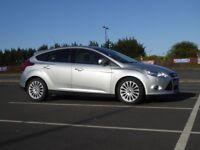 Ford FOCUS 1.6 SCTi 182hp EcoBoost Titanium X, 11 months MOT, 3 months warranty