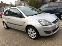 2006 56 reg ford fiesta 1.25 ZETEC CLIMATE,1 FULL YEAR MOT,JUST SERVICED,CAMBELT REPLACED