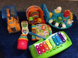 Bundle Of Childrens Toys 6 Months + Immaculate Condition like new