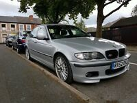 BMW e46 318 318 breaking full car titansilber metallic 2002 2003 2004 n42 breaking 1.8 1.6 2.0