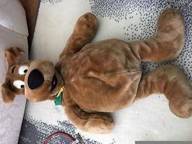 Scooby Doo hot water bottle cover/pyjama case