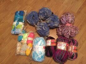 Wool bundle