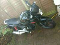 Honda CB125F 66plate spares and repairs