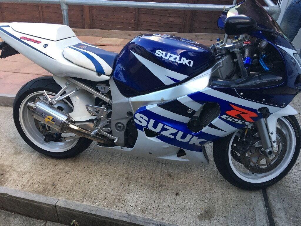 Suzuki Bike For Sale In Milton Keynes Buckinghamshire Gumtree