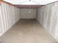 VERY LARGE LOCK UP GARAGE FOR RENT