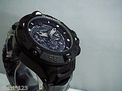Invicta Men's Jason Taylor Subaqua Noma V Swiss Bracelet Watch W/3Slot Dive Case