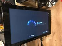 Pioneer 42 inch plasma tv with freeview