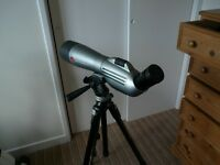 Leica APO Televid 77 Angled Spotting Scope.