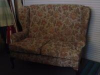 2 seater sofa - £20