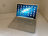 Apple Macbook Pro 2008 very good condition new battery, charger, HDD