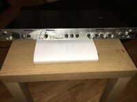 Focusrite Platinum Track Master with power adapter!