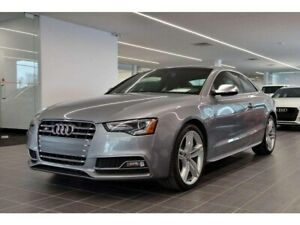 2016 Audi S5 3.0T Progressiv plus NAV-PUSH-START-DYM SUSP
