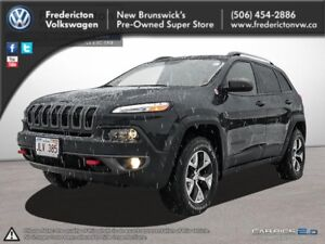 2016 Jeep Cherokee 4x4 Trailhawk