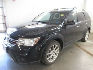 2015 Dodge Journey R/T- 7 PASS! ALLOYS! HEATED SEATS! LEATHER!