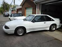 1988 Ford Mustang  For Sale!!